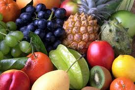 Fruit is also carbohydrate